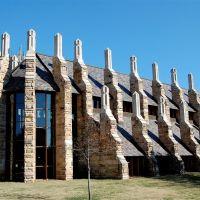 McClurg Dining Hall, University of the South, Севани