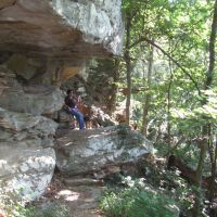 Rocks on the premiter Trial, Севани
