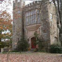 McGriff Alumni House, Севани