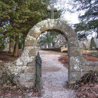 University of the South Graveyard Entrance, Севани