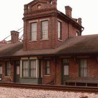 Depot Museum, Stevenson, Alabama, Сентертаун