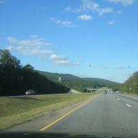 I-59 Exit 11, Trenton, GA, 10-18-2008, Сентертаун