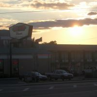 Sunset 10-18-2008, Сентертаун