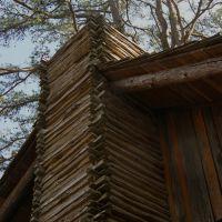 Wood chimney, Сентертаун