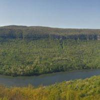 Tennesssee River Gorge, Сентертаун