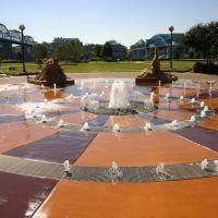 Splash, Coolidge Park, Chattanooga, TN, Сентертаун