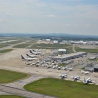 Nashville International Airport, Сентертаун