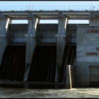Percy Priest Dam, Сентертаун