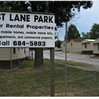 East Lane Park, Сентертаун