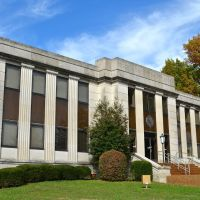 DeKalb County Courthouse, Smithville, TN, Смитвилл