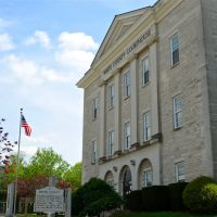 White County Courthouse, Sparta, Tennessee, Спарта