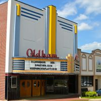 Oldham Theater, Sparta, TN, Спарта