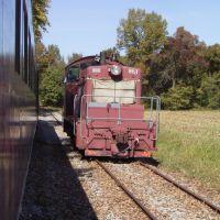 Engine switching near Murray, Трезевант