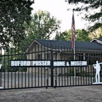 "Buford Pusser Home & Museum (Inspiration for ""Walking Tall"" movie), Трезевант"
