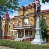 Gibson County  Historic Courthouse, Трентон