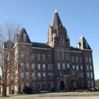 Opened1889 West Tennessee Hospital for the Insane (now Western Mental Health Institute), Тун