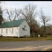 Fords Mill Freewill Baptist Church, Фингер