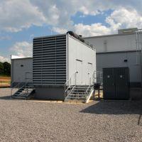 "Windstream Nashville ""Franklin"" Data Center (Generator) Tennessee, Франклин"