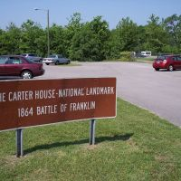 Franklin-Tenn- The Carter House, Франклин