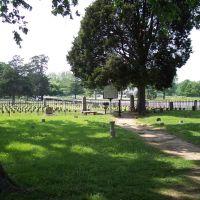 Franklin-Tenn- Carnton Plantation- McGavock Family Cemetery, Франклин