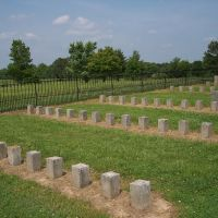 Franklin-Tenn- Carnton Plantation- McGavock Confererate Cemetery, Франклин