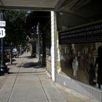 Main Street, Franklin, Франклин