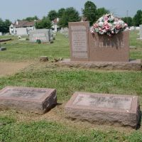Felton Jarvis Gravesite, Франклин