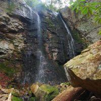 Petes Branch Falls, Хамптон