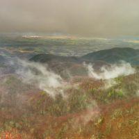 View from Firescald Knob, Хамптон