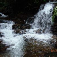 Falls above Margarette Falls, Хамптон