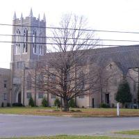 First Baptist Church, Хендерсон