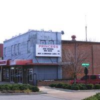 Princess Theatre, Хендерсон