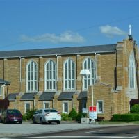 First United Methodist Church, Хендерсон