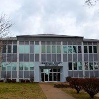 Henderson County Courthouse, Lexington, TN, Хендерсон
