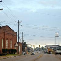 Lexington, TN, Хендерсон