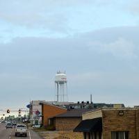Lexington, TN water tower, Хендерсон