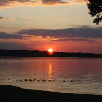 Old Hickory Lake at Dusk, Хендерсонвилл
