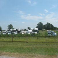 Semis in a field, Хорнсби