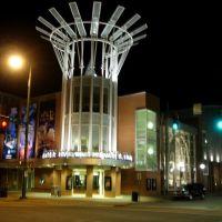 IMAX 3d Theatre, Чаттануга