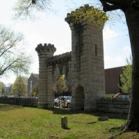 Confederate Cemetery, Чаттануга