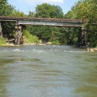 rail road bridge 2, Шарон