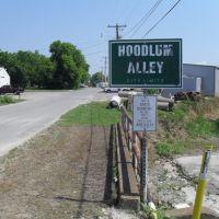 Hoodlum Alley, North Jefferson Street., Шелбивилл