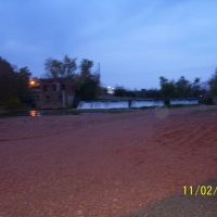 Dam at Fishermens Park on Duck River, Шелбивилл