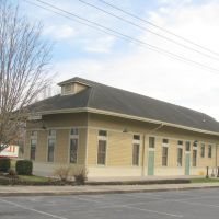 L&N Railroad Depot Building Shelbyville, TN, Шелбивилл