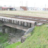 Wood & Stone railroad bridge, Шелбивилл