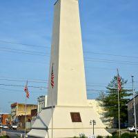 Veterans Monument, Элизабеттон