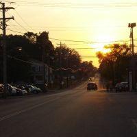 Sunset in Etowah, Этова