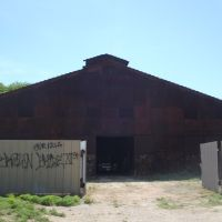 Old Abilene Trolley Barn, Абилин