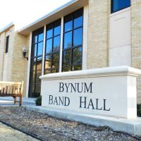 Bynum Band Hall, Абилин