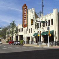 Paramount Building - Amarillo TX, Амарилло